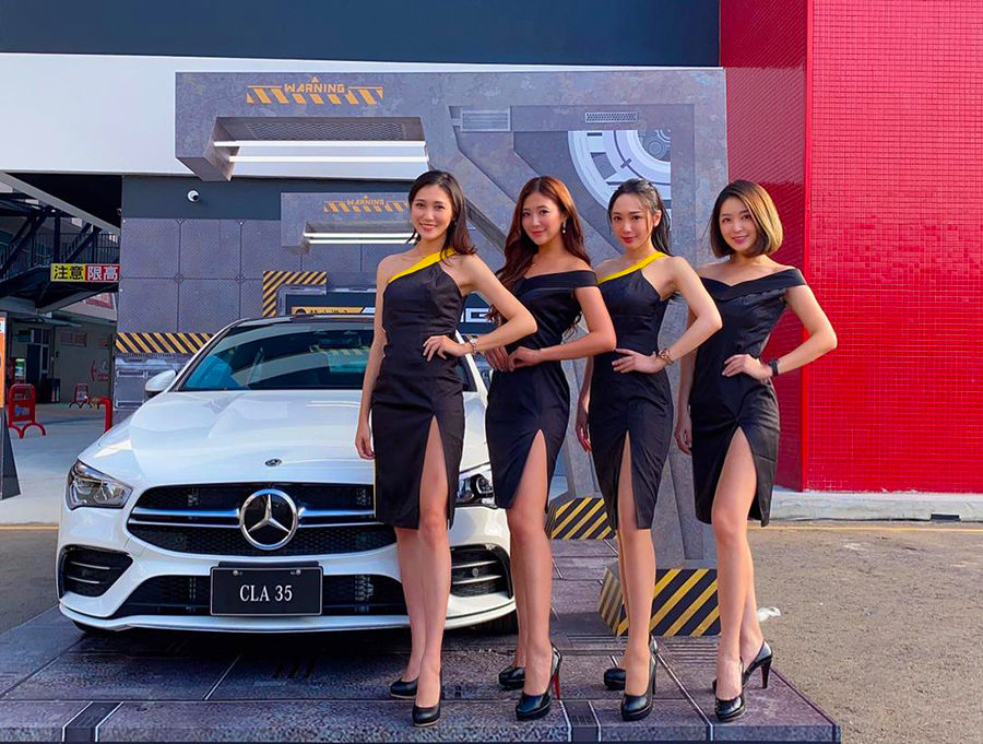 2019 BENZ AMG DRIVING ACADEMY